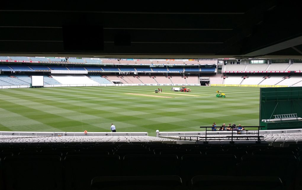 The MCG goes carbon neutral