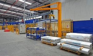 Kingspan Insulation Manufacturing Facility