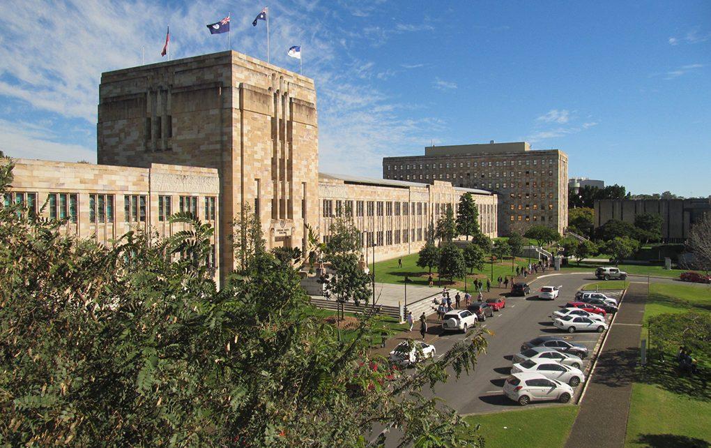 Forgan Smith Building - University of Queensland