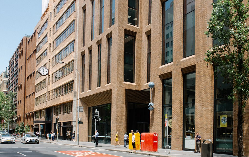 AIRAH on Air heads to Arup's Barrack Place in Sydney