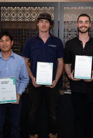 NSW TAFE awards