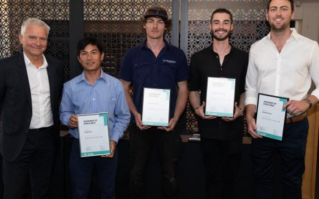 NSW TAFE awards