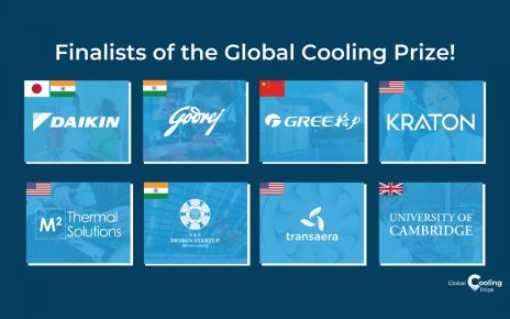 Global Cooling Prize finalists