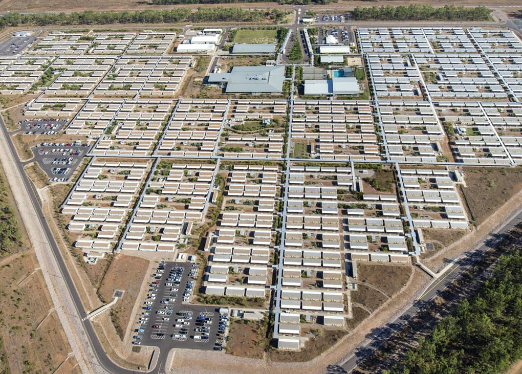 Howard Springs quarantine facility in the NT